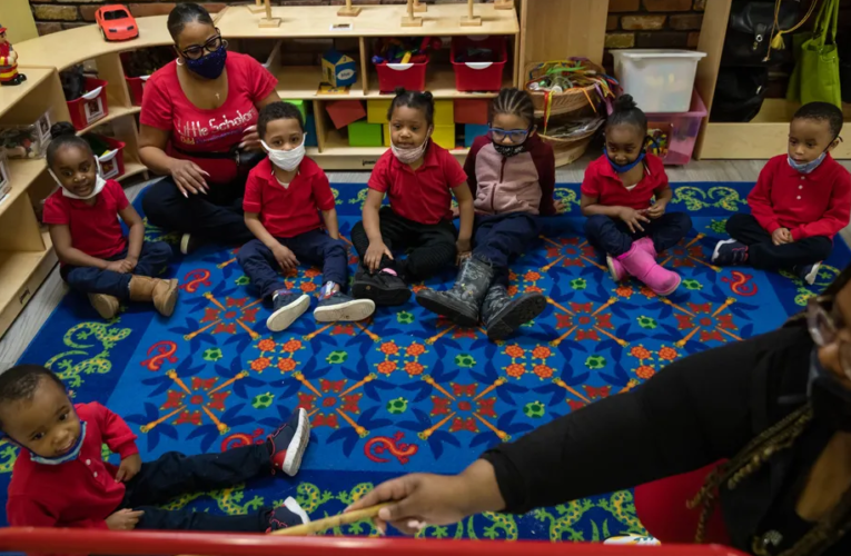 Whitmer's plan for $1.4 billion in COVID aid includes raise for Michigan early educators