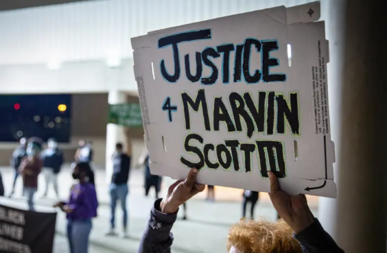 Collin County detention officers won't face charges over in-custody death of Marvin Scott III
