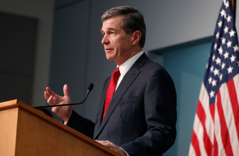 GOP lawmakers push Cooper to end COVID-19 state of emergency