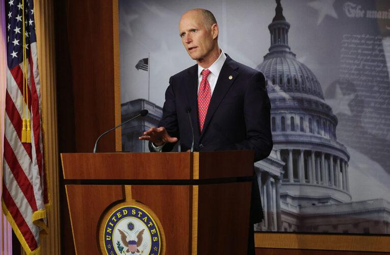 Scott questions Florida law enforcement border deployment