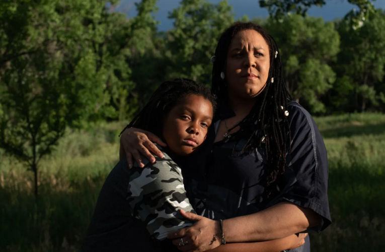 He's 11. By his mom's count, he's had more than 30 interactions with armed officers at school.