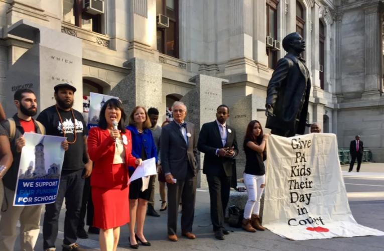 In landmark school funding case, Pennsylvania lawmakers try to block evidence of racial disparities