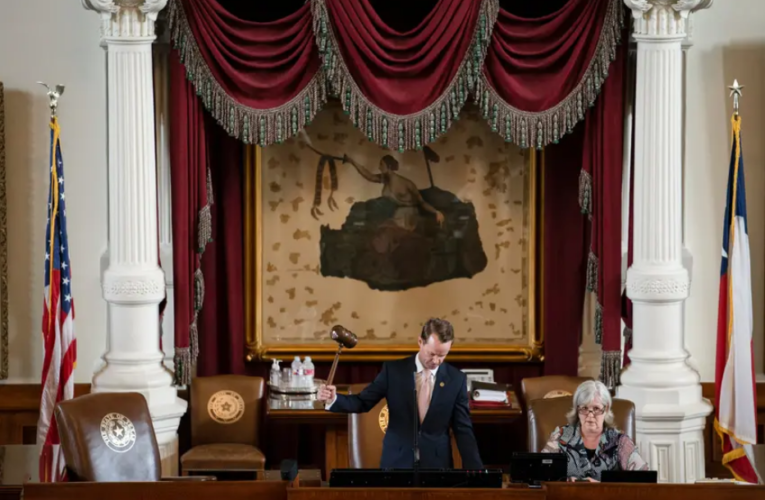 To block voting legislation, Democrats put bail bills, legislative funding and other measures in peril