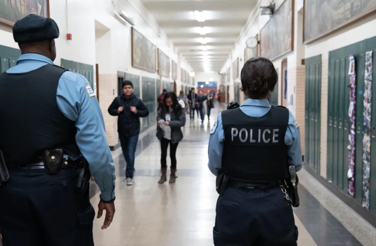 School safety without police: social workers, private security considered as Chicago councils vote to remove officers
