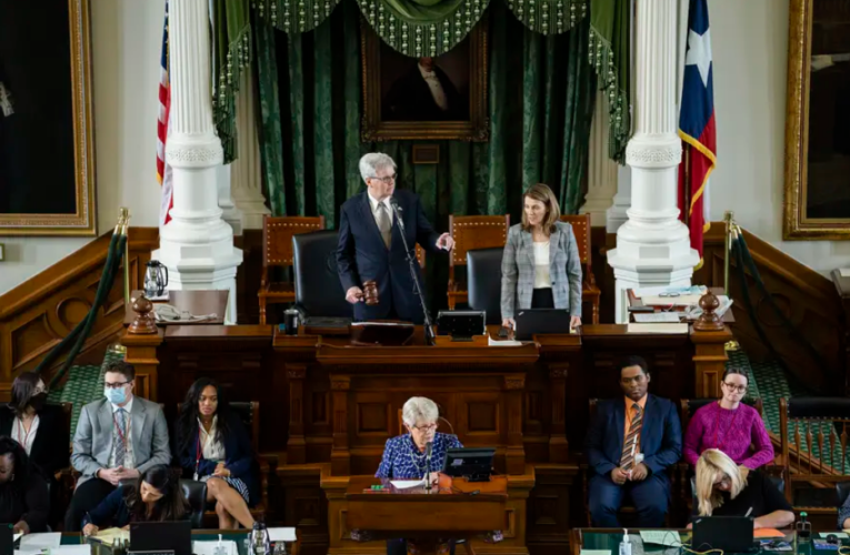 Texas Senate advances bills limiting education about race, access to abortion-inducing medications. The House is still sidelined.