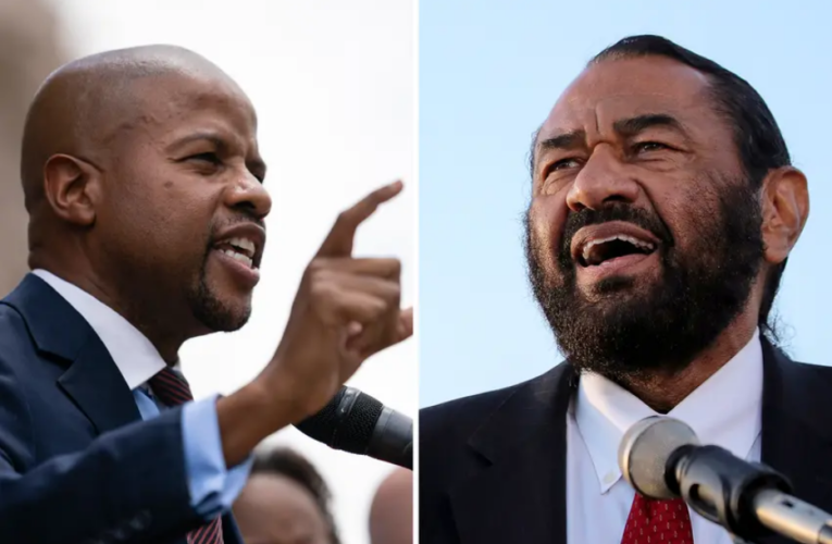 State Rep. Ron Reynolds and U.S. Rep. Al Green arrested while demonstrating for federal voting bill at U.S. Capitol