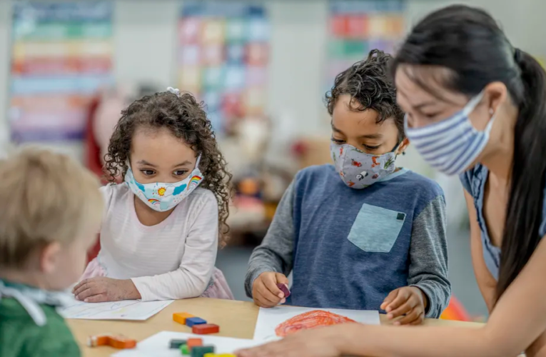 After CDC reversal, Illinois recommends universal mask requirements in schools