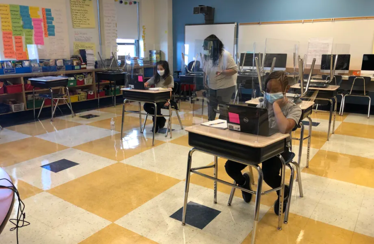 Should COVID-19 cases force classroom closures? The debate unfolds in Chicago