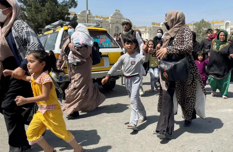 Fort Bliss in El Paso could receive thousands of Afghan refugees as Taliban topples government, Pentagon says