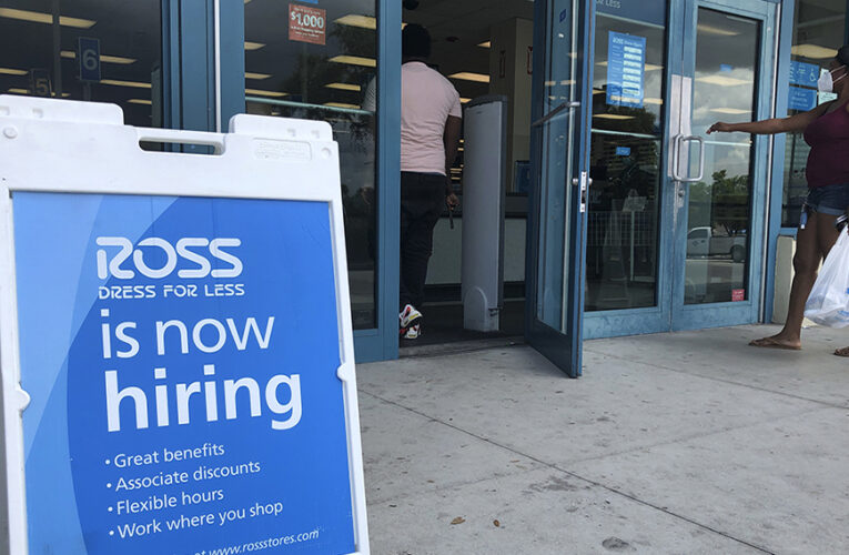 State has 'recovered' 950,000 of 1.3 million jobs lost last year