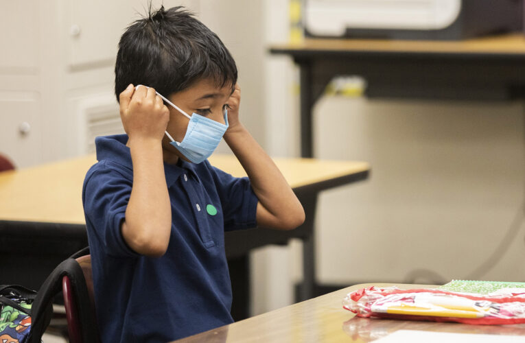 Find out which districts are requiring masks and which aren't