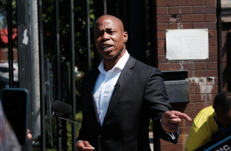 Eric Adams Saw Fundraising Slump for His Borough Hall Nonprofit