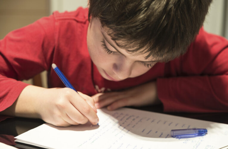 When teaching children how to write, we must also explain why to write