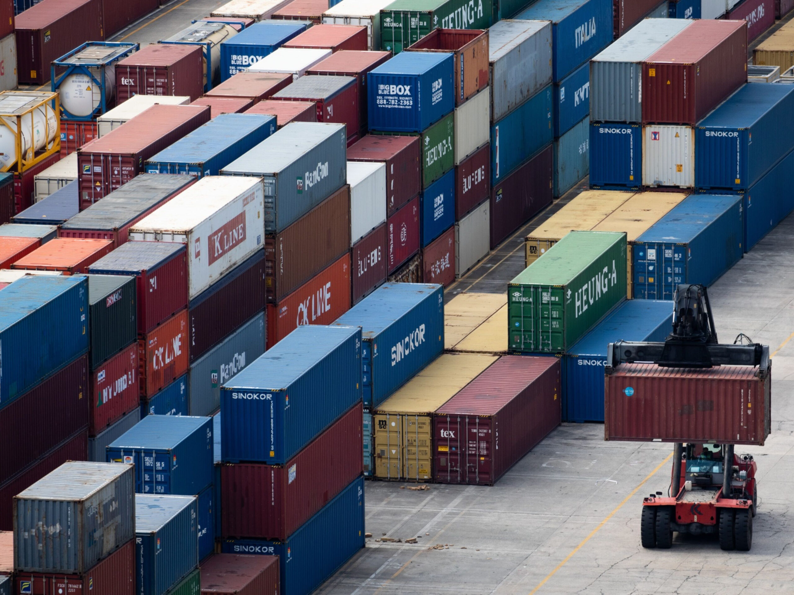 Global shortage of shipping containers highlights their importance in getting goods to Amazon warehouses, store shelves and your door in time for Christmas