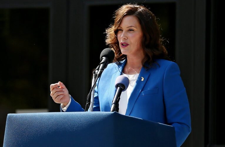 MI GOP sues over Whitmer campaign funding maneuver
