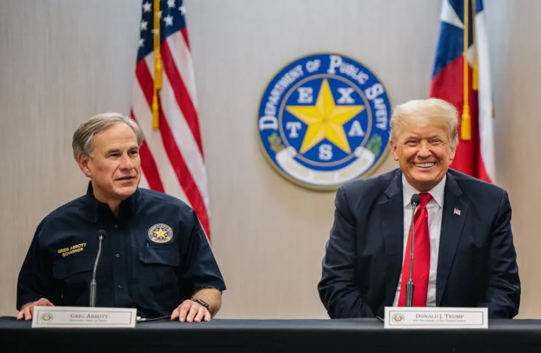 Despite his victory in Texas and no credible evidence of widespread fraud, Donald Trump calls for election audit legislation