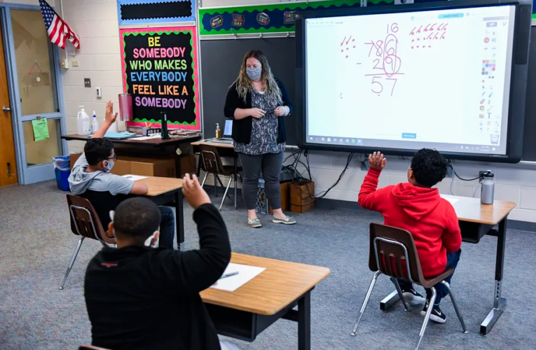 Inside the nationwide sprint to build big new programs to catch students up